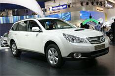 Frankfurt 2009: Subaru