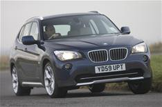 BMW X1 sDrive20d ED review