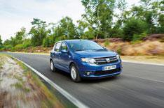 Dacia Sandero from 69 a month