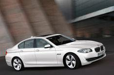 62.8mpg BMW 5 Series revealed