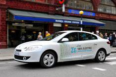 Renault Fluence ZE review