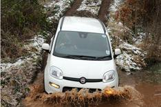 2013 Fiat Panda 4x4 and Trekking review