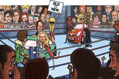 Ford Granada vs Skoda Octavia