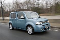 Nissan Cube is canned
