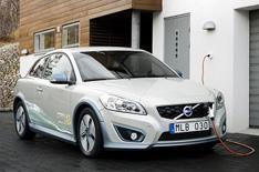 Electric Volvo C30 advances