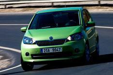 2012 Skoda Citigo 5dr review