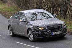Vauxhall Insignia: a car in disguise