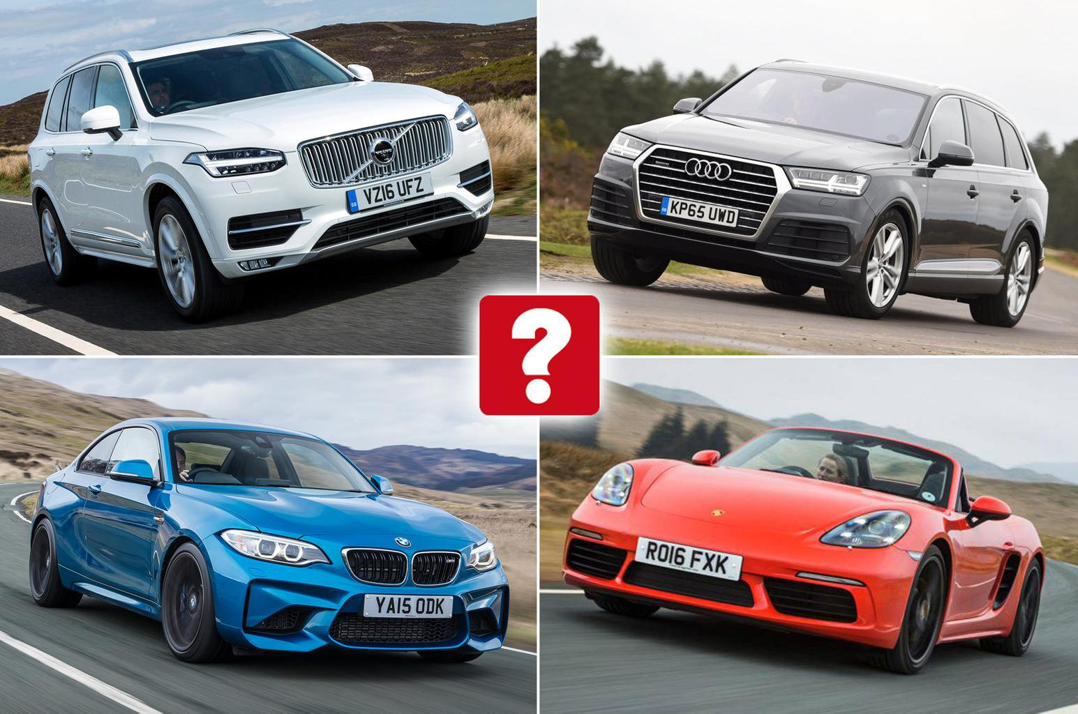 Best cars for less than £600 per month