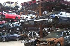 Scrappage boosts car orders