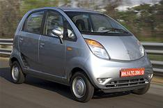 Renault takes on the Tata Nano