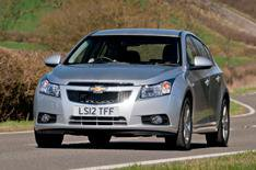 2012 Chevrolet Cruze 1.7 VCDi review