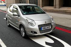 2012 Suzuki Alto now on sale