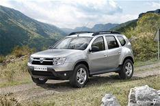 2012 Dacia Duster review - updated