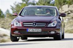 First drive: Mercedes-Benz CLS