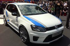 Volkswagen Polo WRC Street unveiled