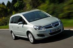 Common Vauxhall Zafira ('05 - ) problems