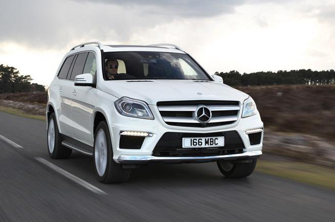 Deal of the Day: Mercedes-Benz GL