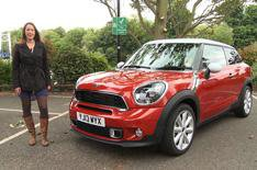 Our cars: Mini Paceman Cooper S video