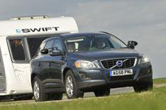 Volvo XC60 wins Towcar Awards