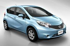 New 2013 Nissan Note unveiled