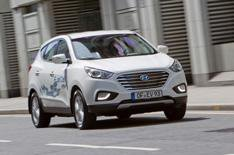 2013 Hyundai ix35 Fuel Cell review