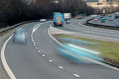 Each motorist drives 90 fewer miles
