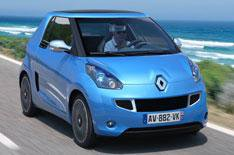 Smart Renault two-seater revealed