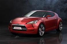 Hyundai Veloster: who's going to buy it?