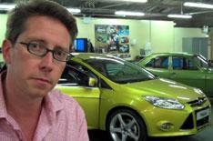 2011 Ford Focus on video
