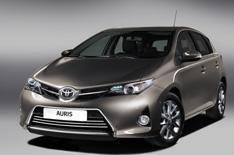 All-new Toyota Auris reader preview
