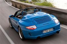 Porsche to unveil 911 Speedster at Paris