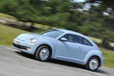 New 2012 VW Beetle 2.0 TDI review