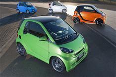 Design your own Smart car