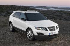 New Saab 9-4X 4x4 unveiled