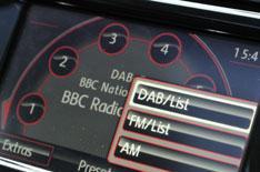 DAB radio as standard rises 340%