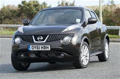 Nissan recalls 4700 Jukes and Micras