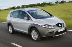 Seat cuts Altea Freetrack prices