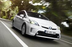 2012 Toyota Prius prices revealed