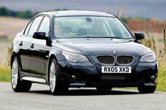 BMW recalls 109,000 5 and 6 Series