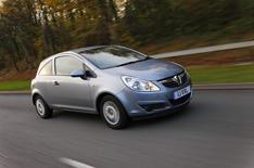 New Corsa: more mpg, more kit