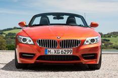 New 2013 BMW Z4 unveiled