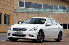 Infiniti to change range names