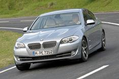 2017 Bmw Active Hybrid 5 Review