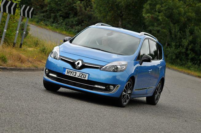 Deal of the day: Renault Grand Scenic