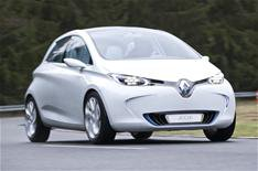 Join our Renault Zoe preview in Paris