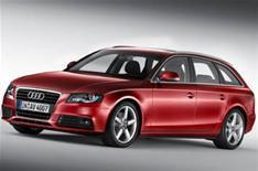 First details: Audi A4 Avant