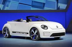 Beijing 2012: VW E-Bugster