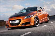Honda CR-Z Mugen has Type R pace