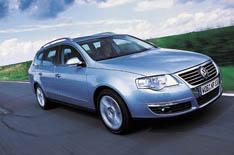 VW Passat concept car sets eco standards