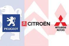 Peugeot, Citroen and Mitsubishi team up